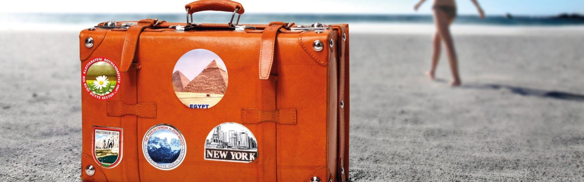 Fazendo as malas para Viajar!